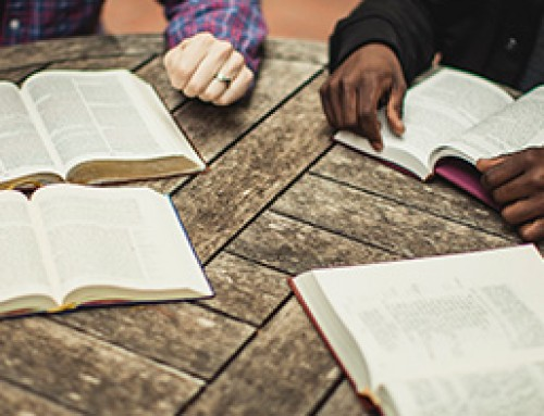Discipleship and Counseling