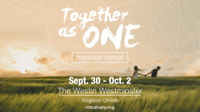 Marriage Retreat 2016