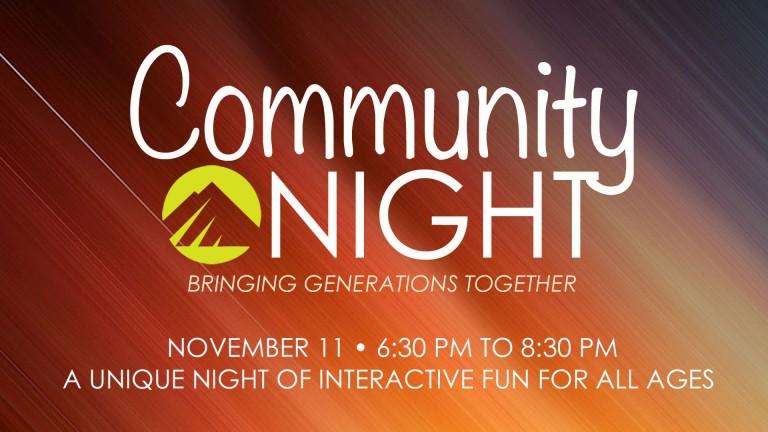 community-night-11-11