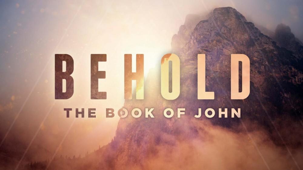 John 9:1-41 - The Blind See