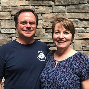 Photo of  Kevin Chapman & Connie Russo